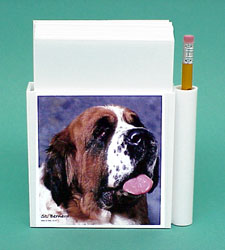 Saint Bernard Hold-a-Note