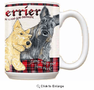 Scottish Terrier Coffee Mug
