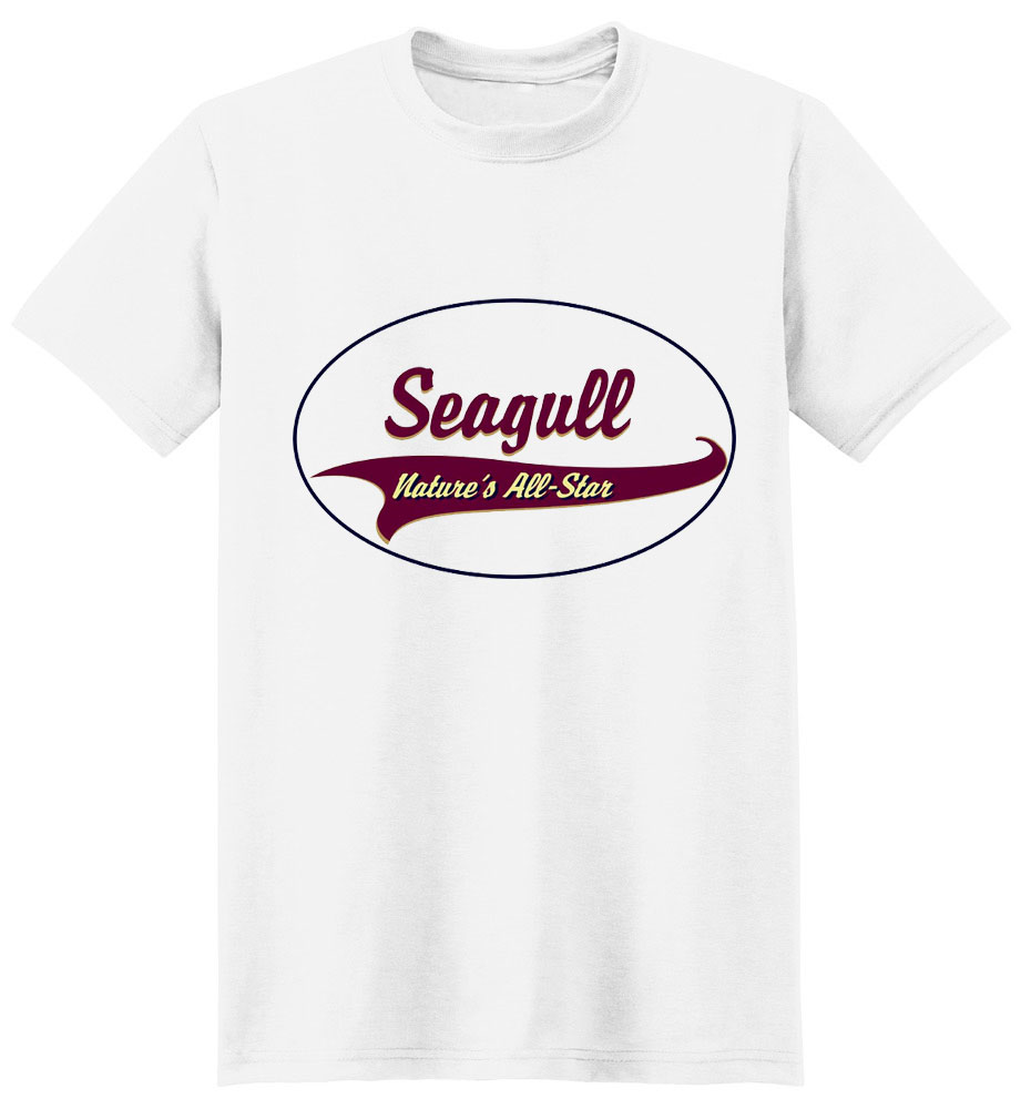 Seagull T-Shirt - Breed of Champions