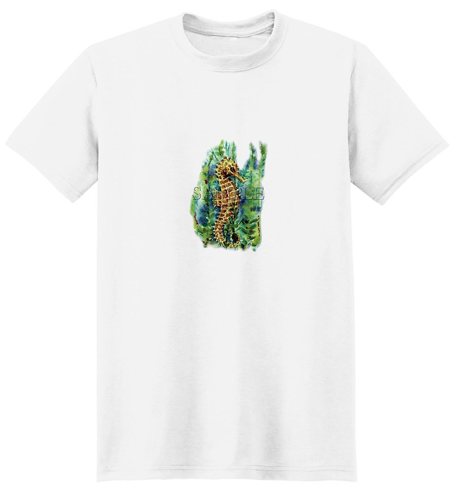 Seahorse T-Shirt - Perfectly Portrayed