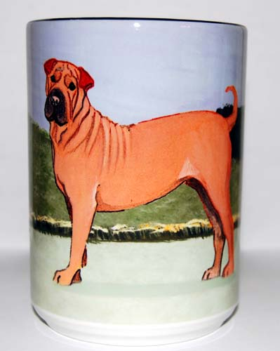 Shar Pei Coffee Mug