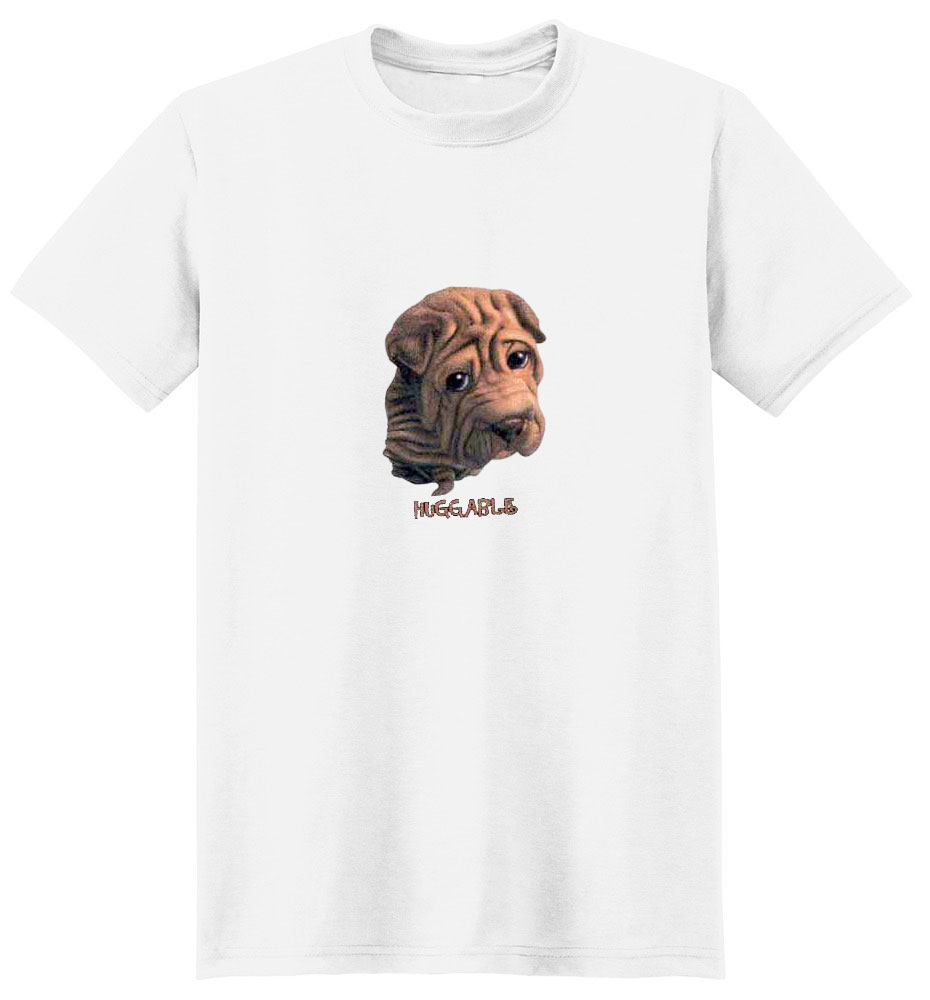 Shar Pei T-Shirt - Huggable