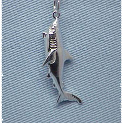 Shark Charm Great White