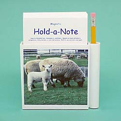 Sheep Hold-a-Note