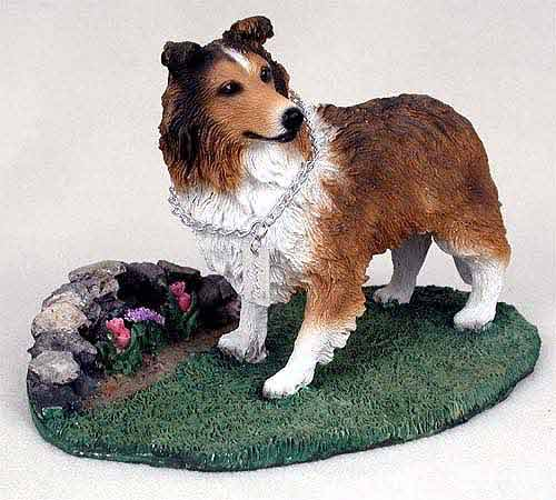 Shetland Sheepdog Figurine Sable MyDog