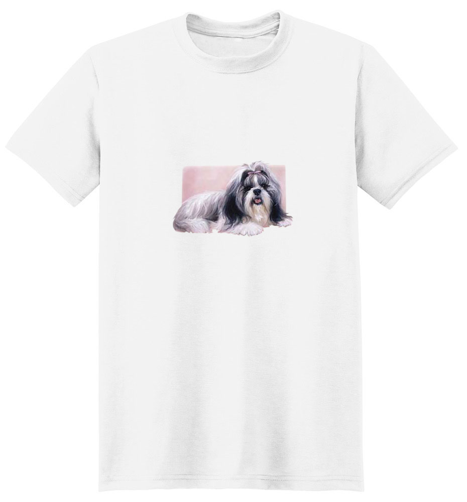 Shih Tzu T-Shirt - Linda Picken