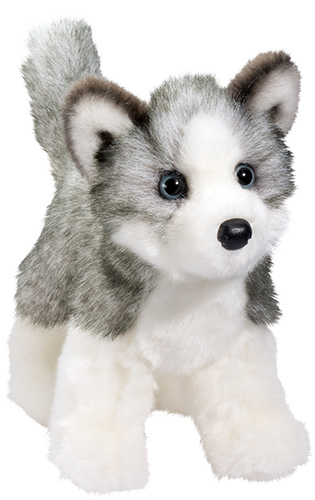 Siberian Husky Plush Stuffed Animal