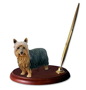Silky Terrier� Pen Holder