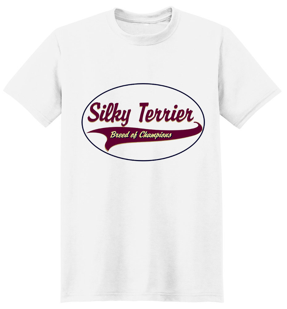 Silky Terrier T-Shirt - Breed of Champions