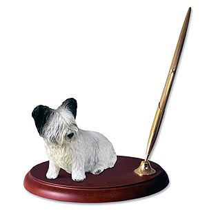 Skye Terrier� Pen Holder