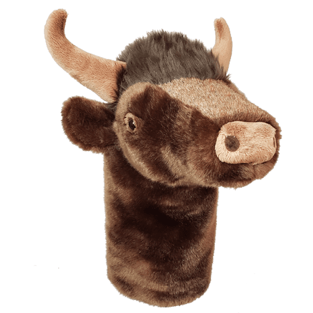 Spanish Bull Golf Headcover