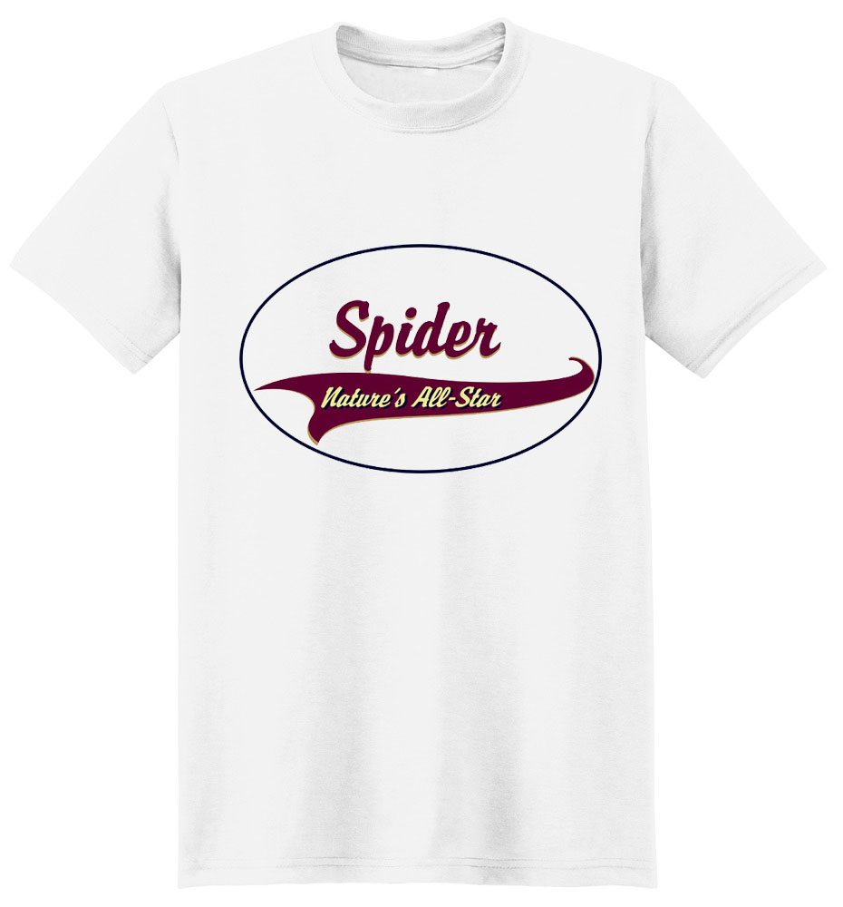 Spider T-Shirt - Breed of Champions