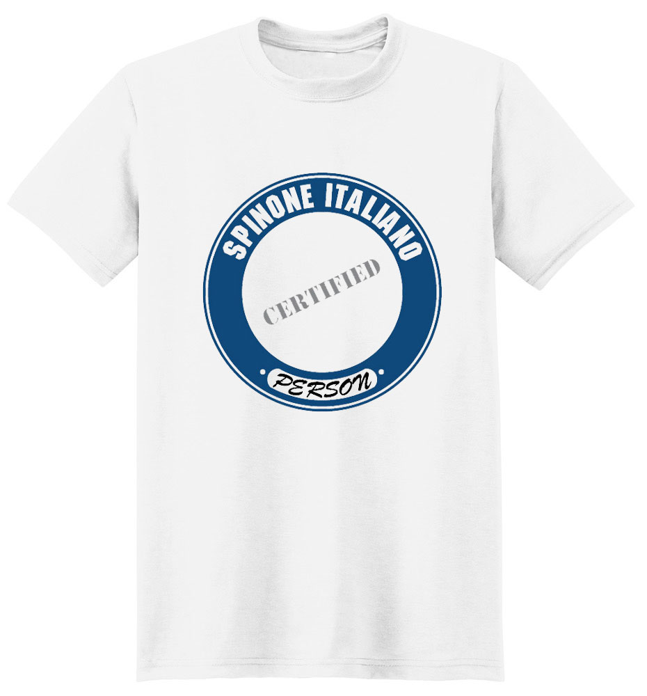 Spinone Italiano T-Shirt - Certified Person