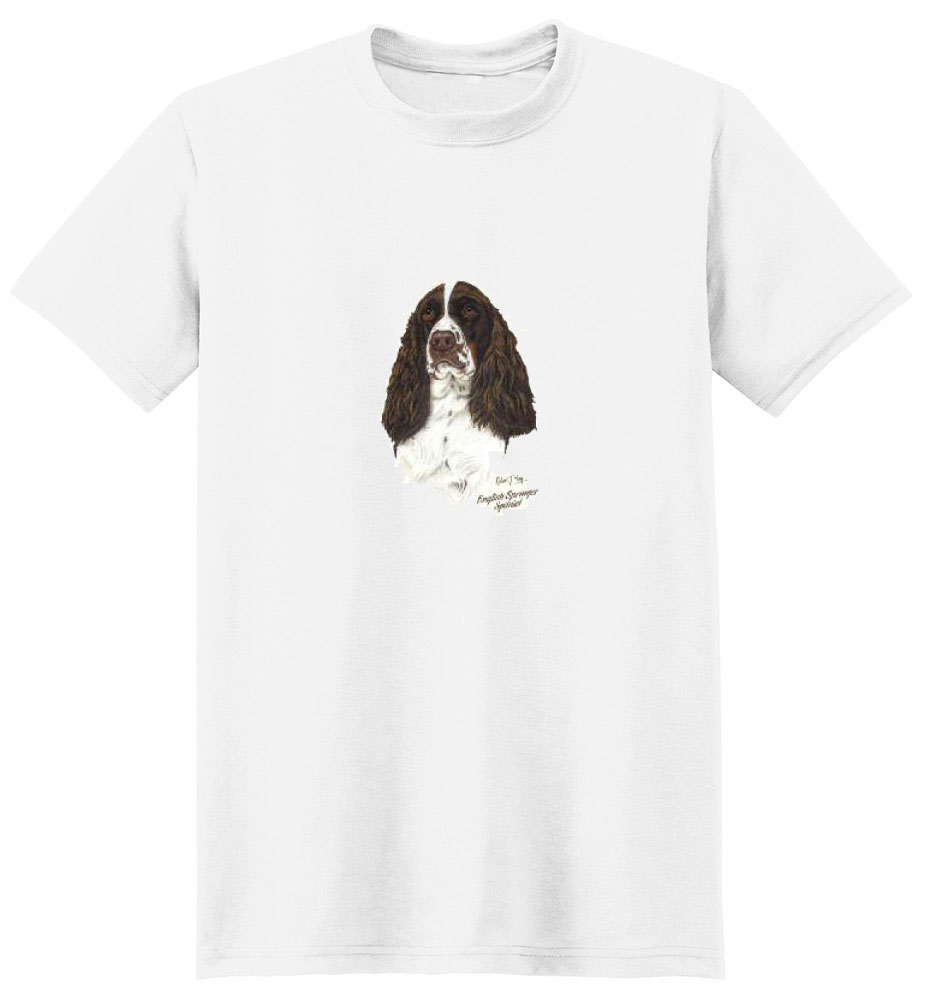 Springer Spaniel Shirt Robert May Collection
