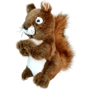 Squirrel Golf Headcover