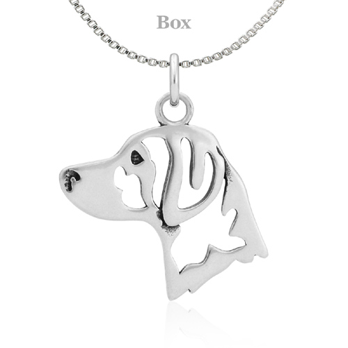 Sterling Silver Brittany Necklace
