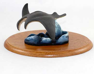 Stingray Figurine
