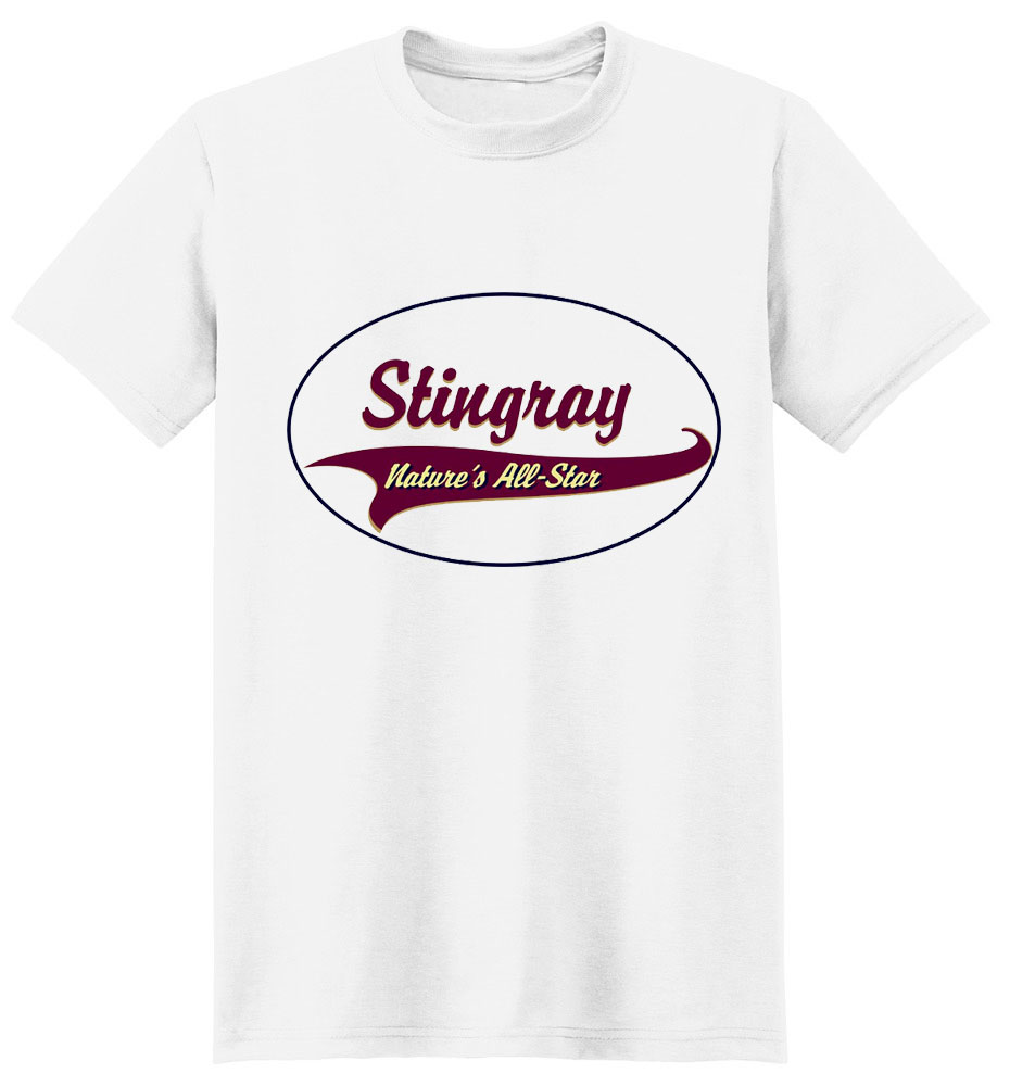 Stingray T-Shirt - Breed of Champions