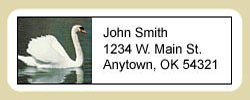 Swan Address Labels