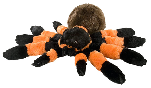 Wild Republic Tarantula Plush,  Cuddlekins 14