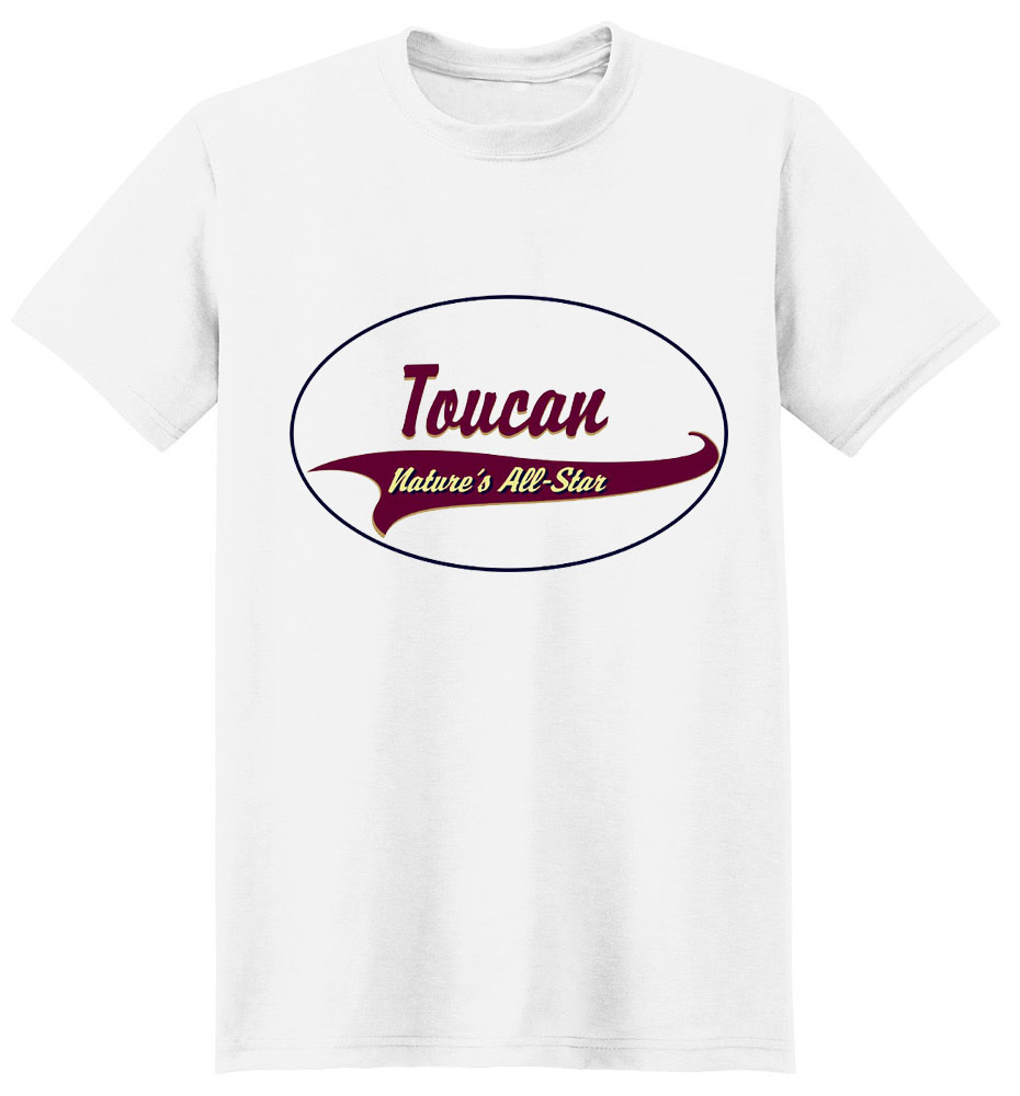 Toucan T-Shirt - Breed of Champions