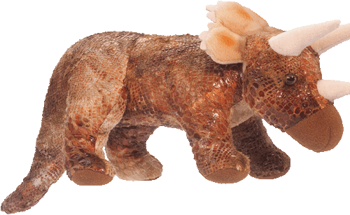 Triceratops Dinosaur With Sound 12