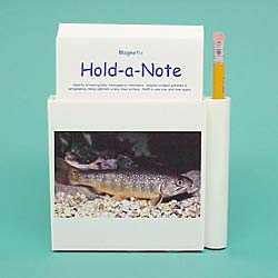 Trout Hold-a-Note