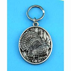 Turkey Keychain