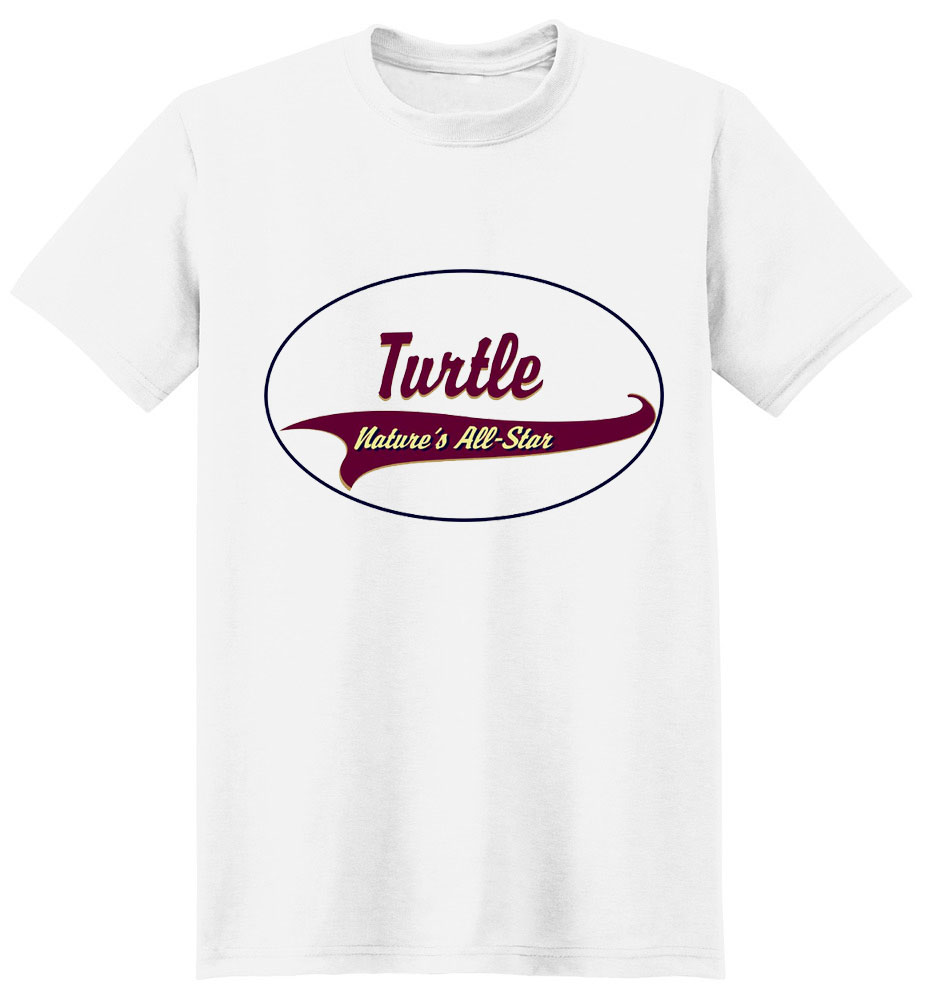 Turtle T-Shirt - Breed of Champions