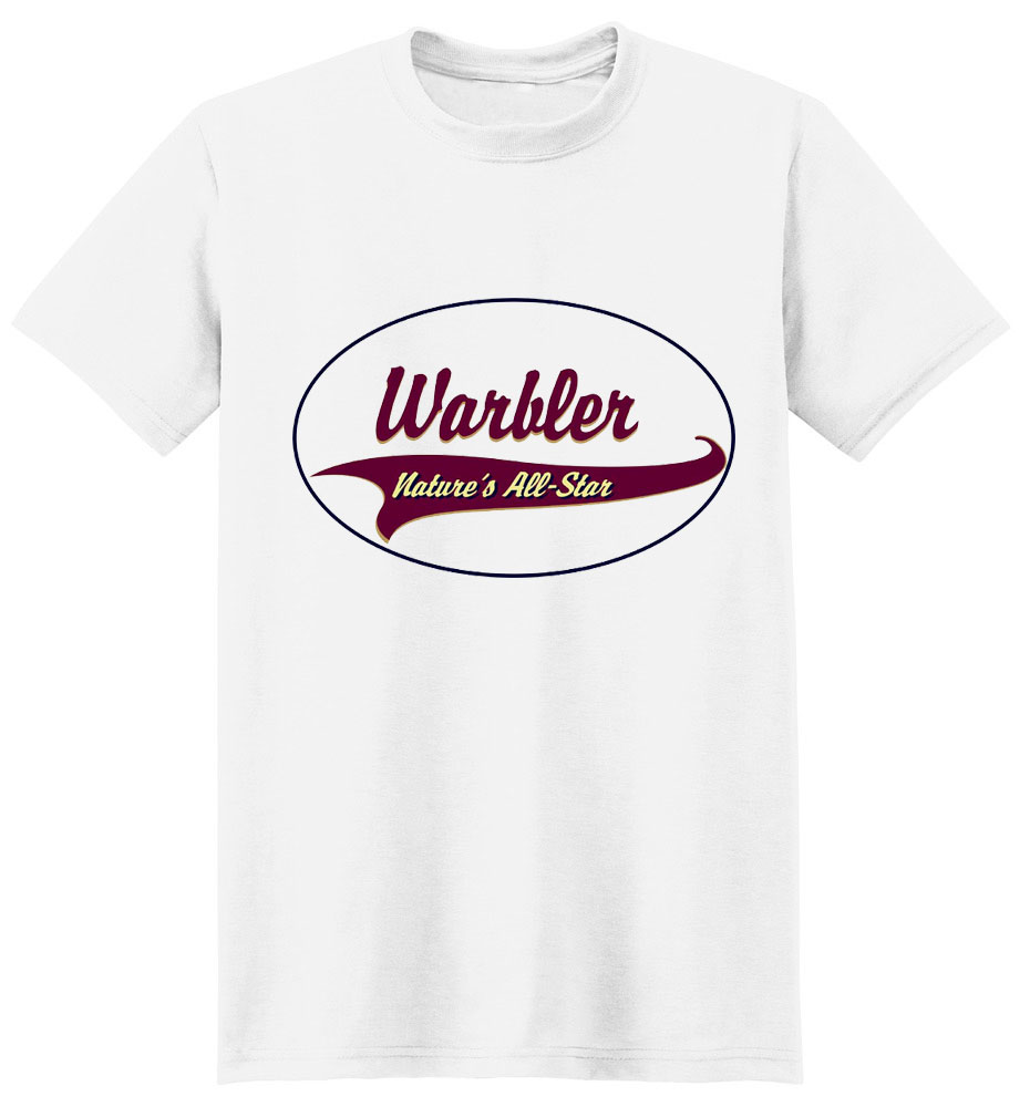 Warbler T-Shirt - Breed of Champions