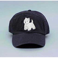 West Highland Terrier Hat