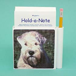 Wheaten Terrier Hold-a-Note