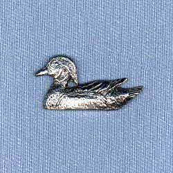 Wood Duck Pin