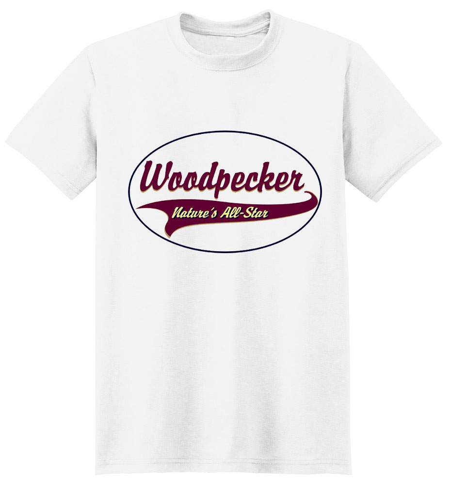Woodpecker T-Shirt - Breed of Champions