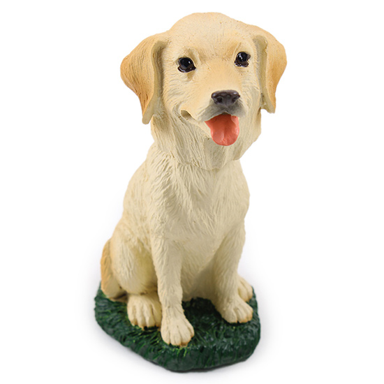 Yellow Lab Bobblehead
