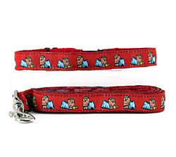 Yorkshire Terrier Collar & Leash
