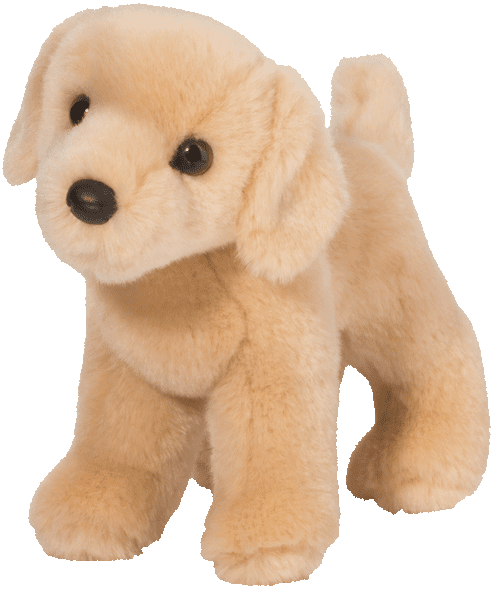 Zach Yellow Labrador 10� Stuffed Plush Animal
