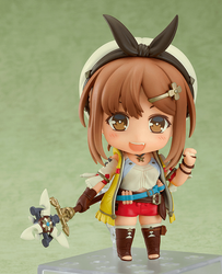 Atelier Ryza Ever Darkness and <br> the Secret Hideout : Reisalin Stout <br> Nendoroid Action Figure <br> (SEP 27, 2021)