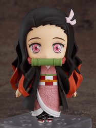 Demon Slayer : Nezuko Kamado <br> Nendoroid Action Figure <br> (AUG 25, 2021)