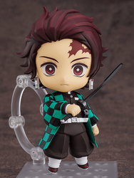 Demon Slayer : Tanjiro Kamado <br> Nendoroid Action Figure <br> (AUG 25, 2021)