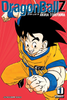 Dragon Ball Z <br> Graphic Novels