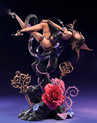 FairyTale-Another <br> Cheshire Cat <br> 1/8 Scale PVC Figure <br> (JUL 28, 2021)