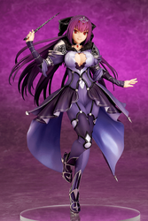 Fate/Grand Order <br> Caster/Scathach Skadi Second Coming Ver <br> 1/7 Scale PVC Figure <br> (MAY 25, 2022)