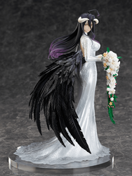 Overlord <br> Albedo Wedding Dress Ver. <br> 1/7 Scale PVC Figure <br> (IN STOCK)