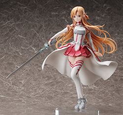 Sword Art Online Alicization <br> Asuna Knights of the Blood Ver. <br> 1/4 Scale PVC Figure <br> (OCT 27, 2021)