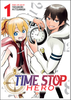 Time Stop Hero <br> Graphic Novels