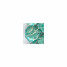 Amazonite Heart Briolette 14 mm