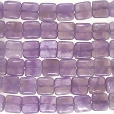 Amethyst Square 6x8 mm to 8x10 mm