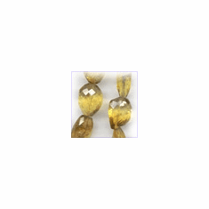Citrine Facetted Nuggets