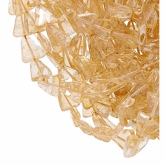 Citrine Triangle 10x10 mm to 12x12 mm